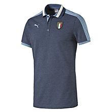 FIGC ITALIA アズーリ ポロシャツ
