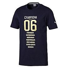 FIGC ITALIA トリビュート2006 グラフィックTシャツ