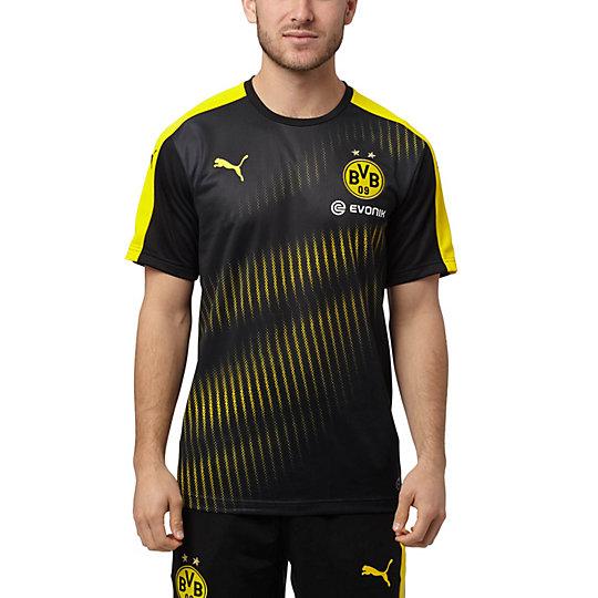 Puma Mens Borussia Dortmund Satdium Jersey