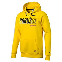 BVB Men's Graphic Fleece Hoodie