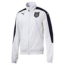 Олимпийка FIGC Italia Stadium Jacket VENT THERMO-R