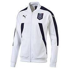 FIGC ITALIAスタジアムトラックジャケット