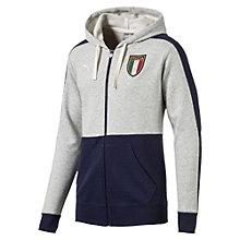 Толстовка FIGC Italia Azzurri Zipthrough Hoody