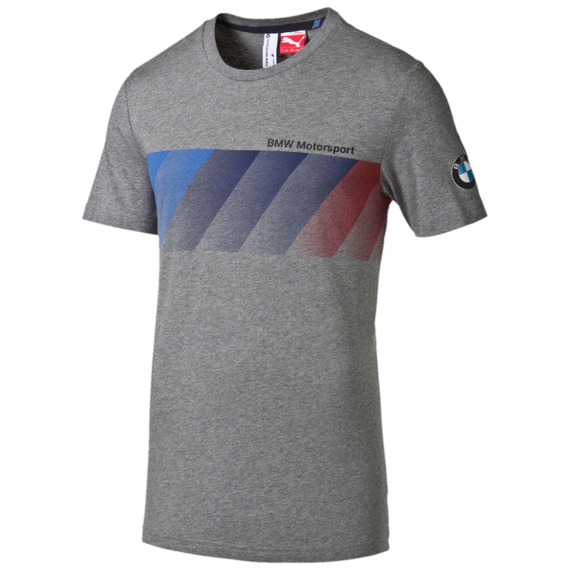 puma bmw motorsport t shirt apparel t shirts auto men new. Black Bedroom Furniture Sets. Home Design Ideas