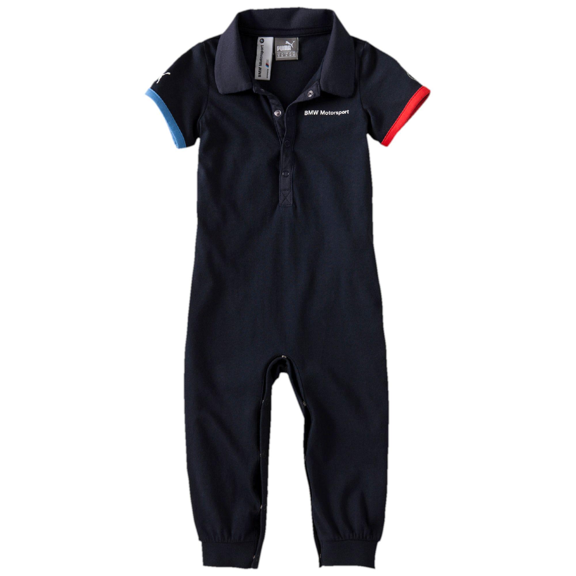 puma bmw motorsport jumpsuit bekleidung automotive unisex. Black Bedroom Furniture Sets. Home Design Ideas