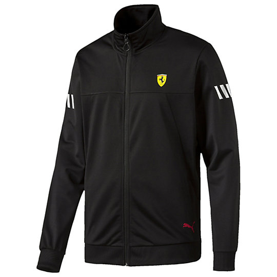 Ferrari Track Jacket