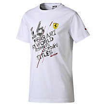 Ferrari Kids T-Shirt