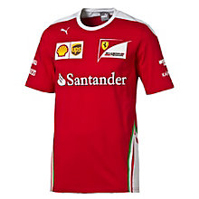 Ferrari Team T-Shirt