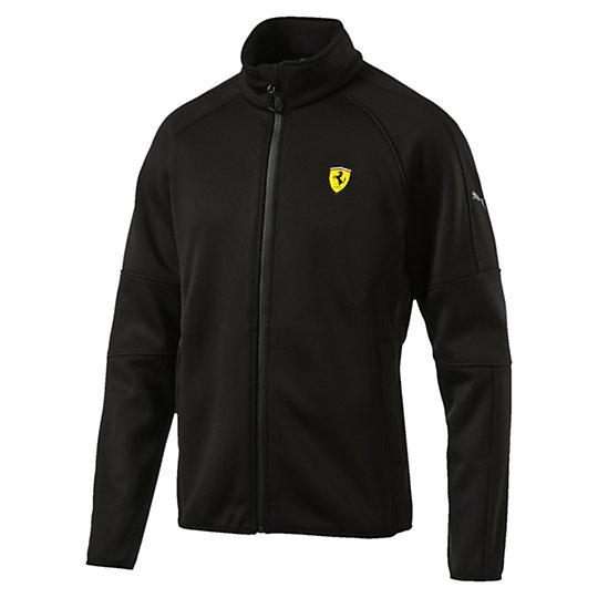 Толстовка SF Softshell JacketТолстовки и худи<br>Толстовка SF Softshell JacketДля фанатов автоспорта и Ferrari эта толстовка будет вне конкуренции. Уютный материал warmCELL и яркие логотипы Ferrari — вот все, что нужно, чтобы вы чувствовали себя комфортно и выглядели стильно.Коллекция: Осень-зима 2016Состав: 100% полиэстерТехнологии: warmCELL сохранит комфортную температуру тела даже в холодную погодуЗастежка-молния по всей длине; специальный клапан для защиты подбородкаДва боковых карманаЭластичные манжеты и нижний крайКонтрастные боковые вставкиЛоготип Ferrari Shield на левой грудиЛоготип PUMA на левом рукавеСтрана-производитель: Сингапур<br><br>size RU: 44-46<br>gender: Male