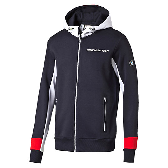 Puma ��������� BMW MSP Hooded Sweat Jacket 761998_01