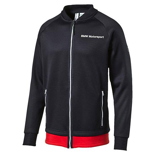 Олимпийка BMW MSP Bonded JacketОлимпийки<br>Олимпийка BMW MSP Bonded JacketСимволика BMW означает, что эта одежда на порядок круче, чем все остальное в вашем гардеробе. Сочетание ярких контрастных блоков дополняет характер дизайна.Коллекция: Осень-зима 2016Состав: 100% полиэстер; ворсованная изнанкаБейсбольный воротникЗастежка-молния по всей длинеДва кармана на молнииКонтрастные блоки по нижнему краюСимволика BMW Motorsport на груди слеваЛоготип BMW на левом рукавеСтрана-производитель: Китай<br><br>size RU: 50-52<br>gender: Male