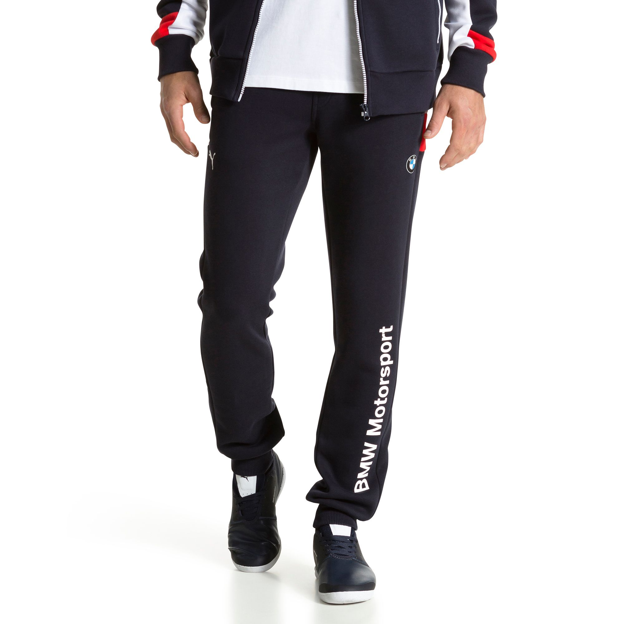 puma bmw motorsport herren jogginghose