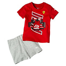Conjunto de bebé Ferrari