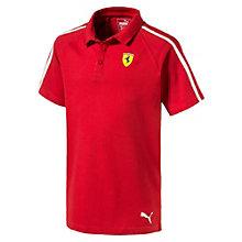 Ferrari Boys' Polo