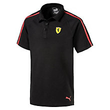 Ferrari Boys' Polo