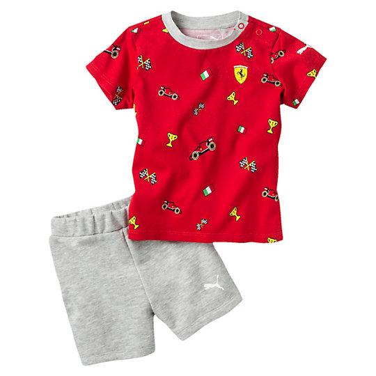 Ferrari Baby Graphic Set