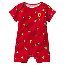 Ferrari Baby Graphic Jumpsuit