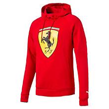Hoodie Ferrari Big Shield uomo