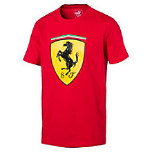 T-Shirt Ferrari Big Shield uomo