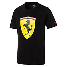 T-Shirt Ferrari Big Shield pour homme