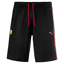 Ferrari Herren Bermuda-Sweatshorts