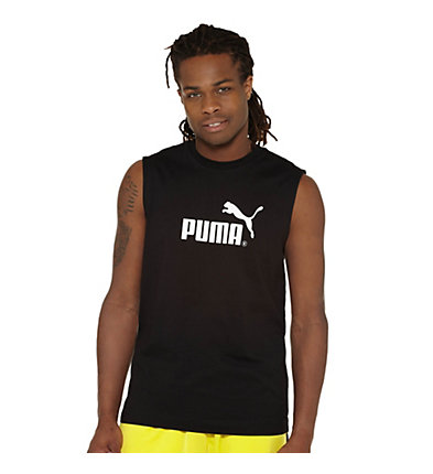 No. 1 Logo Sleeveless T-Shirt