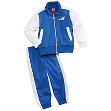 Baby track suit.