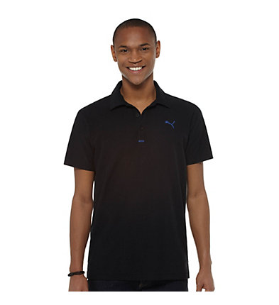 Jersey Novelty Polo Shirt