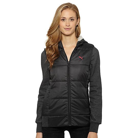 Mix Fleece Jacket