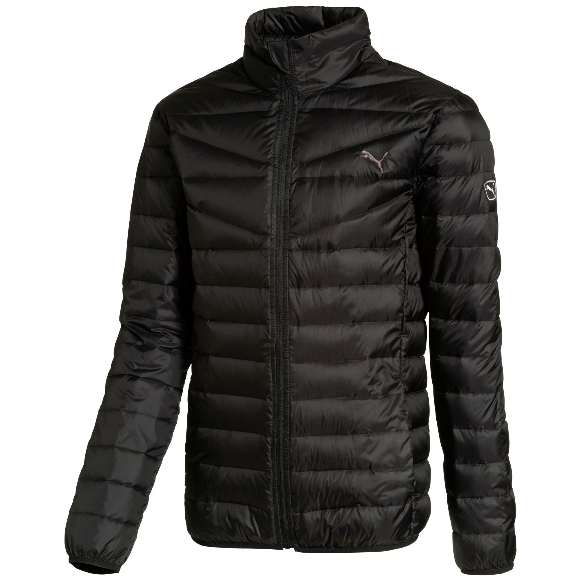 Puma Lightweight Padded Down Jacket Apparel Winter Jackets