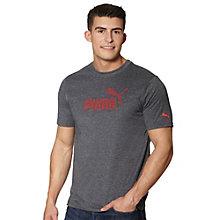 Heathered No. 1 Logo T-Shirt