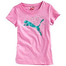 T-Shirt Glitzy Cat