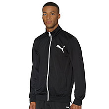 Zippered Track Jacket