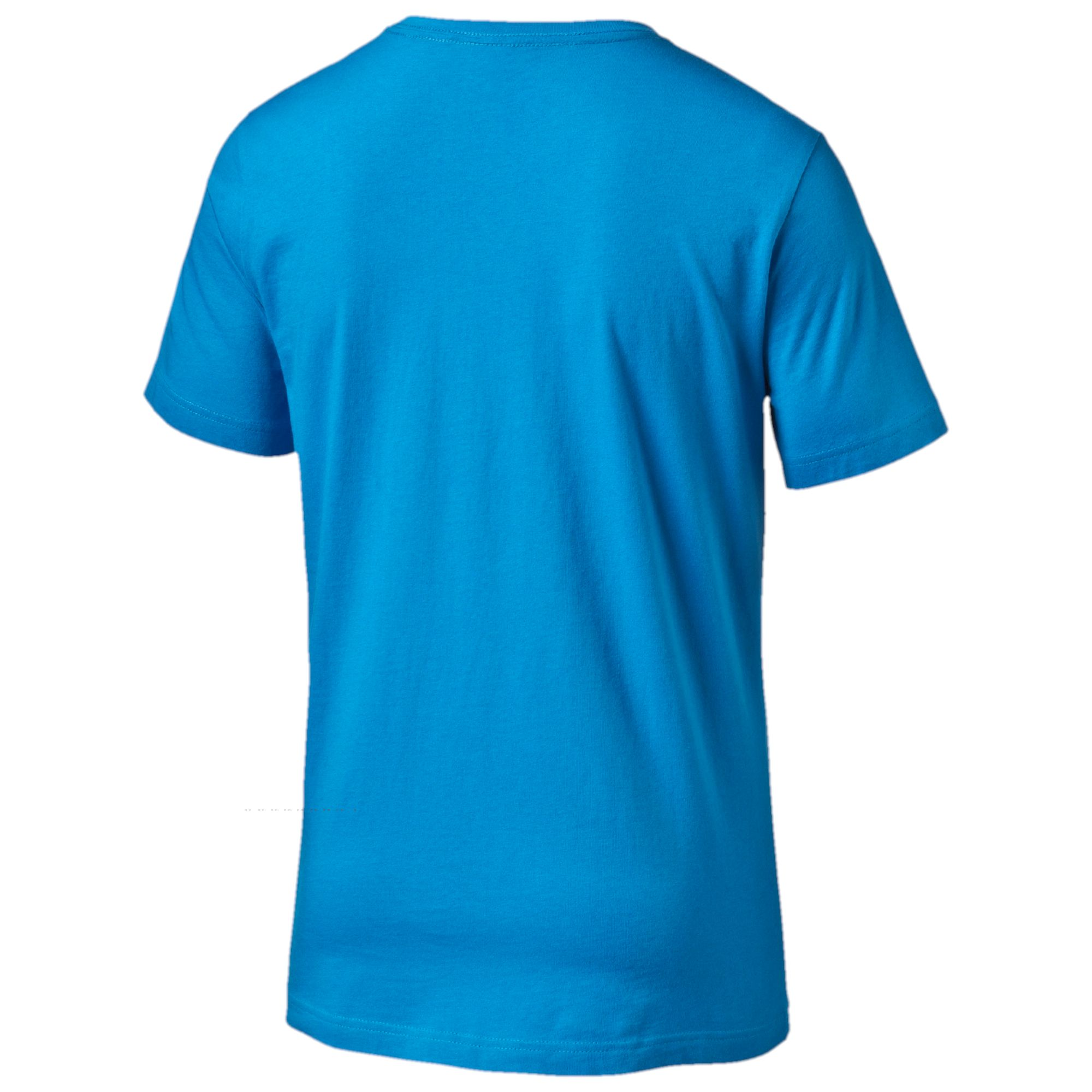 puma no 1 logo t shirt bekleidung t shirts shirt basics herren neu. Black Bedroom Furniture Sets. Home Design Ideas