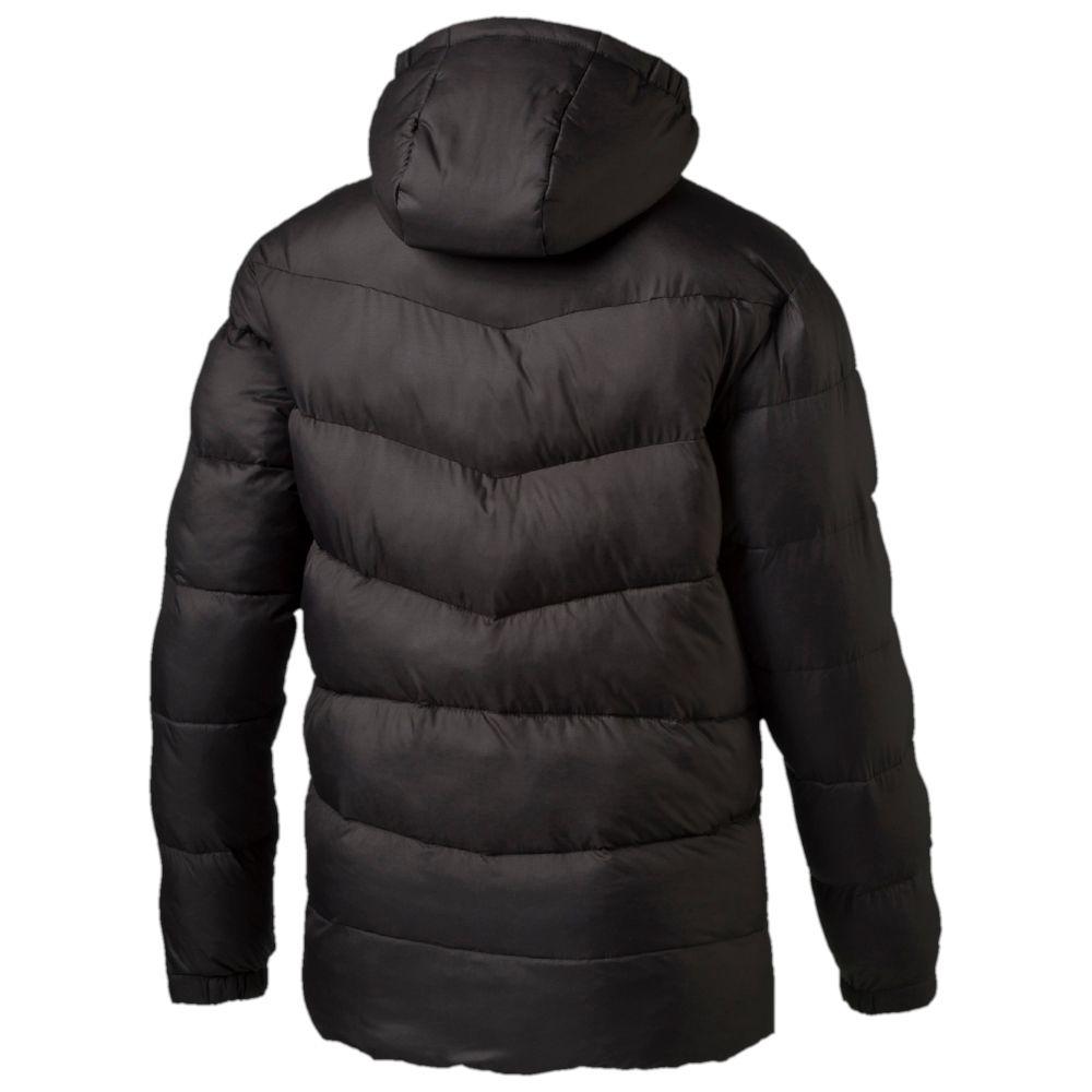 Puma Ess Bulky Hooded Jacket Ebay