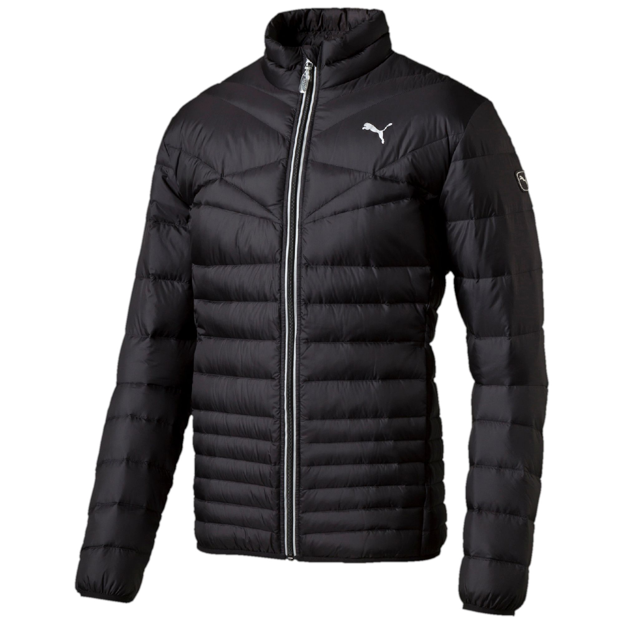 puma active 600 packlight daunenjacke bekleidung jacke. Black Bedroom Furniture Sets. Home Design Ideas