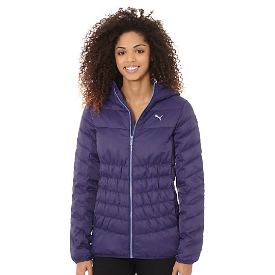 ESS Hooded Down Jacket - US