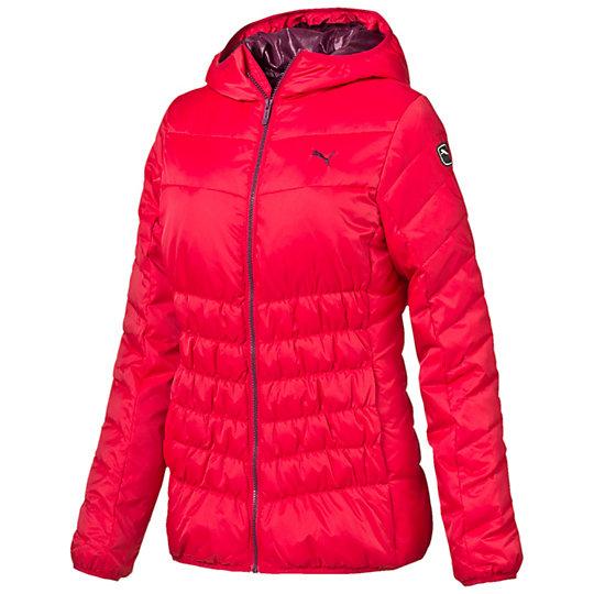 Куртка ESS Hooded Down Jacket W