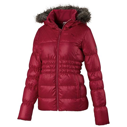 Куртка STYLE Down Jacket WКуртки, жилеты<br>Куртка STYLE Down Jacket W Комплексную защит от мороза, влаги и ветра у вам обеспечит куртка STYLE Down Jacket W. Выполнена в ярком цвете она позволит вам выделиться из толпы. Данная модель со съемным капюшоном оснащена функциональными карманами, в том числе и карманом для смартфона или MP3 плеера. Мех на воротнике также съемный.Сезон: осень-зима 2015 годаСостав: 100% полиэстерМаксимальное сохранение телпа обеспечивается благодаря подкладке из натурального пухаЭластичный пояс для комфортной посадкиВысокий ворот - дополнительная защита от ветраПрорезные карманы закрываются кнопкой для сохранности вещей<br><br>color: красный<br>size RU: 42-44<br>gender: None