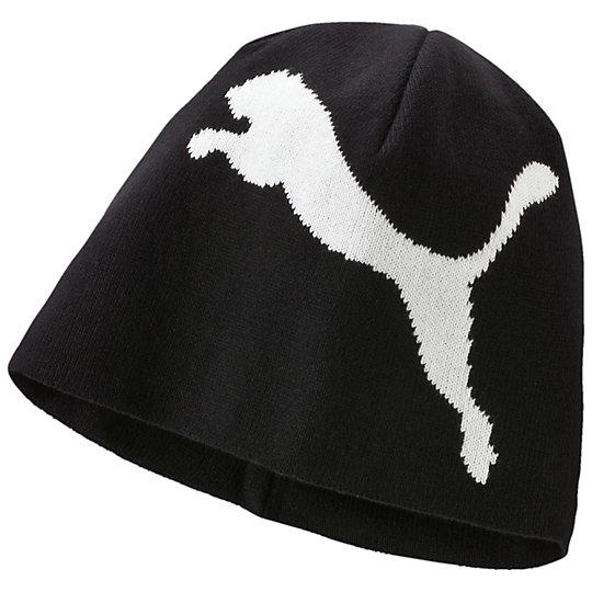プーマ BIG CAT/NO.1 LOGO BEANIE ユニセックス black-Big Cat【帽子  メンズ 帽子  その他】PUMA プーマ【サイズ AD/ブラック】メンズ  アクセサリー  帽子