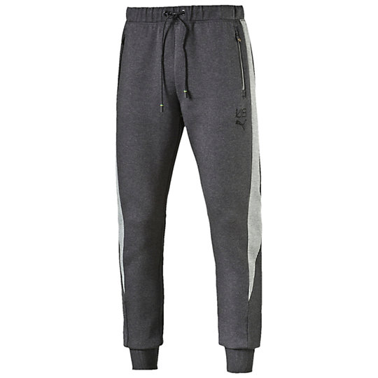 ����� UB STYLE Fitted Swt Pants cl - Puma�����<br>����� UB STYLE Fitted Swt Pants ����� UB STYLE Fitted Swt Pants ��������� �������� �� ������ ��� ������� �������, �� � ��� ������������� � ������������ �����. ��������� �� ������, �������� ���� ����� ���  ������ ���������� ������ � �� ���������� ����. ��������� ����� ��������� ����� ����������� � ����������� ���������� ����������� ����. �������� �� ������� ������� PUMA Cat.�����: �����-���� 2015 ����������: 77% ������, 23% ������������������� ����, ����������� ��������, ������������ �������� ����������������� �������� �������� ����� ��������� ������� �������������� � ������� ���� �������� �������� ��� ������� ����������������<br><br>color: �����<br>size US: XL<br>gender: Male