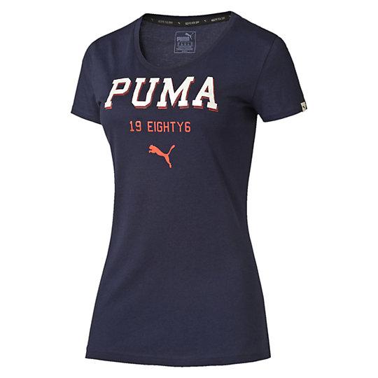 Футболка STYLE ATHL Tee WФутболки и майки<br>Футболка STYLE ATHL Tee W<br>Эта футболка станет прекрасным дополнением к твоему динамичному спортивному стилю.<br> <br> Коллекция: Весна-лето 2016<br> Графический принт<br> Материал dryCELL.<br> Лента на шее сзади  <br> Классический покрой<br><br><br>size RU: 40-42<br>gender: Female