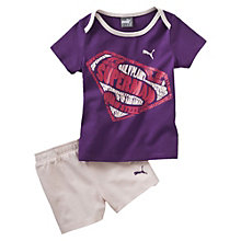 Superman Baby Jogger Set