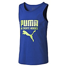 Style Athletic Jungen Tank-Top