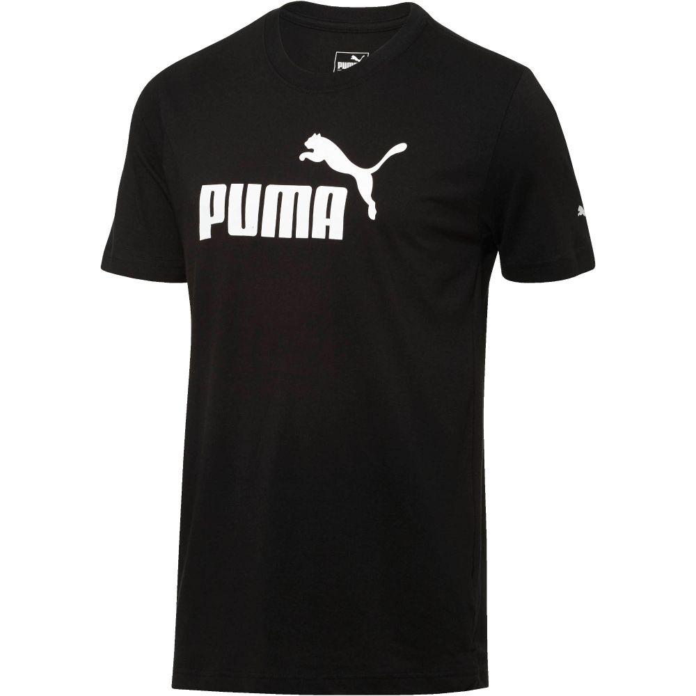 puma no 1 logo tshirt
