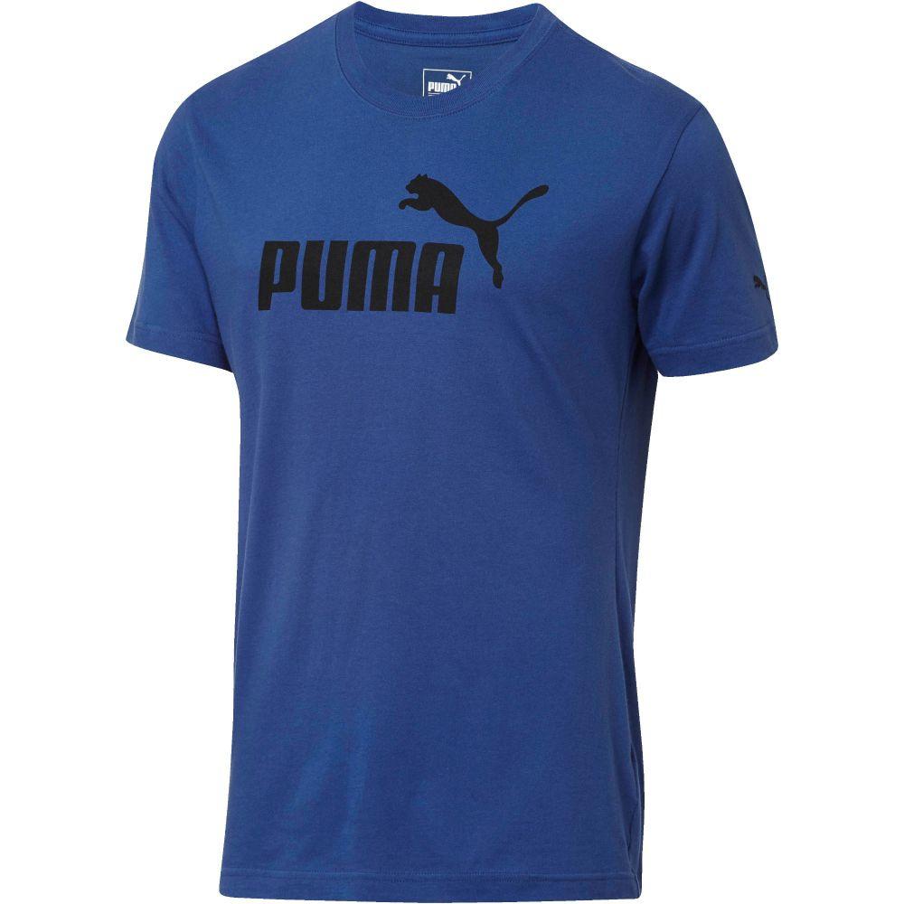 puma no 1 logo tshirt ebay