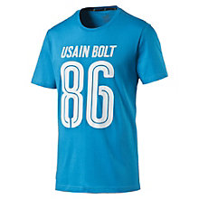 T-Shirt Usain Bolt Number 86