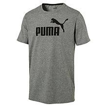 Style No.1 Logo Men's Heathered T-Shirt