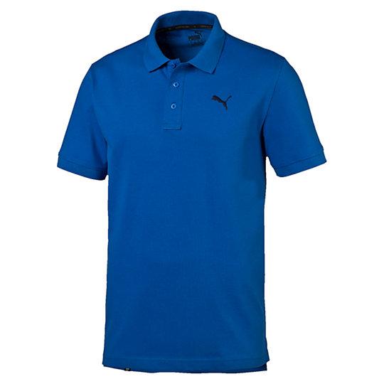 Поло ESS Pique PoloПоло<br>Поло ESS Pique Polo<br>Незаменимая вещь для вашей коллекции футболок: мягкая, прочная и неподвластная времени.<br><br>Коллекция: Осень-зима 2016<br>Состав: 97% хлопок 3% эластан<br>Технологии: dryCELL отводит влагу для обеспечения тепла и комфортаЦвета: серый, красный, синий, голубой<br>Планка с тремя пуговицами<br>Вышитый логотип PUMA в виде силуэта пумы на груди слева<br>Страна-производитель: Бангладеш<br><br><br>size RU: 44-46<br>gender: Male