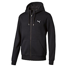 Style Men's Full Zip Fleece Hoodie